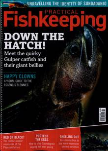 Practical Fishkeeping Magazine AUG 21 Order Online