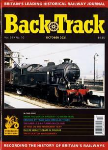 Backtrack Magazine OCT 21 Order Online