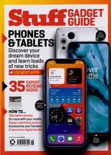 Stuff Gadget Guide Magazine NO 6 Order Online