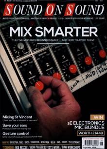 Sound On Sound Magazine AUG 21 Order Online