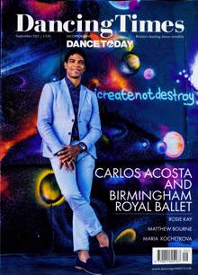 Dancing Times Magazine Issue SEP 21