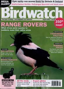 Birdwatch Magazine Issue AUG 21