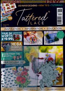 Tattered Lace Magazine NO 92 Order Online