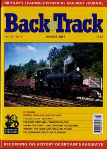 Backtrack Magazine Issue AUG 21