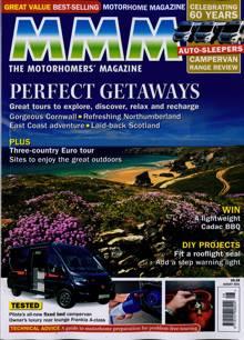 Motor Caravan Mhome Magazine AUG 21 Order Online
