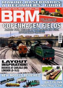 British Railway Modelling Magazine OCT 21 Order Online