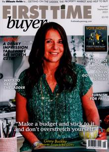 First Time Buyer Magazine AUG-SEP Order Online