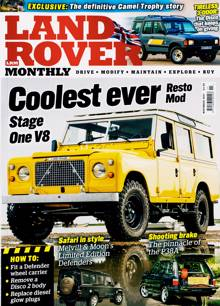 Land Rover Monthly Magazine NOV 21 Order Online