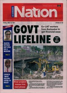 Barbados Nation Magazine 13/05/2021 Order Online
