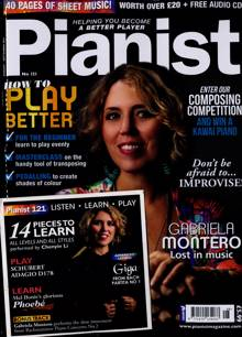 Pianist Magazine AUG-SEP Order Online