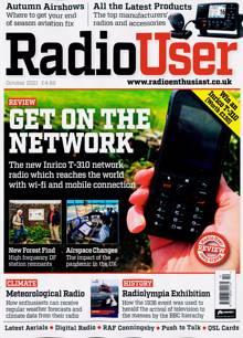 Radio User Magazine OCT 21 Order Online