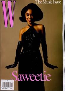 W Magazine Magazine Issue VOL3 MUSIC