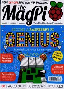Magpi Magazine JUL 21 Order Online