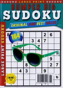 Bumper Big Sudoku Magazine NO 63 Order Online