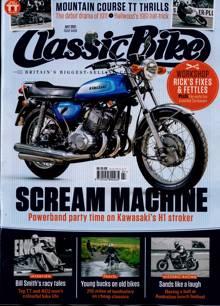 Classic Bike Magazine JUL 21 Order Online