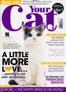 Your Cat Magazine OCT 21 Order Online