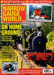 Narrow Gauge World Magazine Issue OCT 21