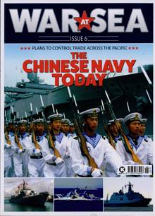 War At Sea Magazine Issue NO 6