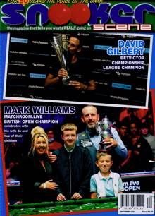 Snooker Scene Magazine SEP 21 Order Online