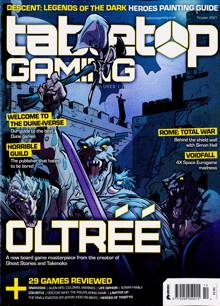 Table Top Gaming Magazine OCT 21 Order Online
