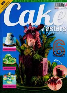 Cake Masters Magazine Issue JUL 21