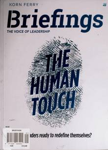 Briefings Magazine Issue NO 49