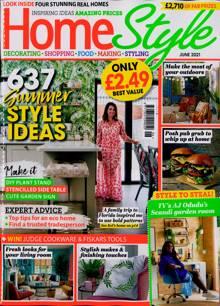Homestyle Magazine JUN 21 Order Online