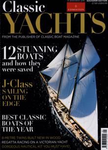 Classic Yachts Magazine Issue ONE SHOT