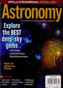 Astronomy Magazine JUL 21 Order Online