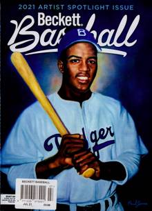 Beckett Baseball Magazine Issue JUL 21