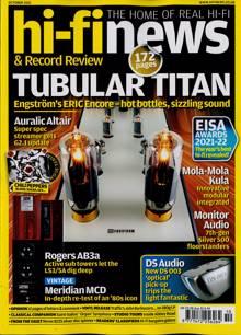Hi-Fi News Magazine OCT 21 Order Online