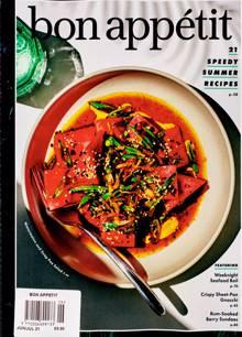 Bon Appetit Magazine JUN-JUL Order Online