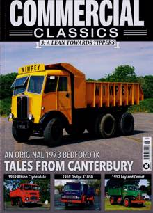 Commercial Classics Magazine NO 5 Order Online