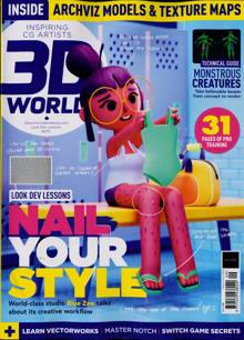 3D World Magazine SEP 21 Order Online