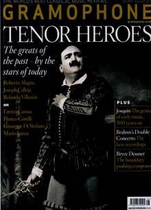 Gramophone Monthly Magazine AUG 21 Order Online