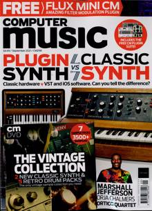 Computer Music Magazine SEP 21 Order Online