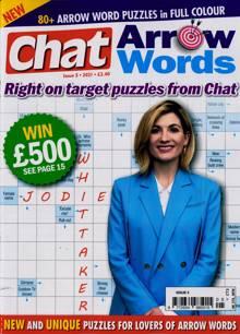 Chat Arrow Words Magazine NO 5 Order Online