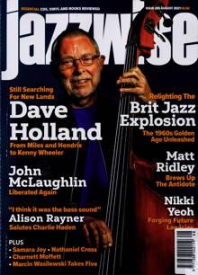 Jazzwise Magazine AUG 21 Order Online