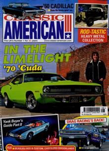 Classic American Magazine AUG 21 Order Online