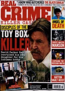 Real Crime Magazine NO 78 Order Online