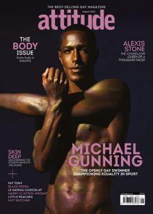 Attitude Magazine Issue NO 338