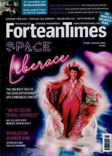 Fortean Times Magazine Issue AUG 21