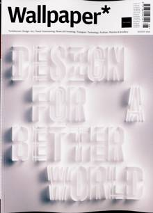 Wallpaper Magazine Issue AUG 21
