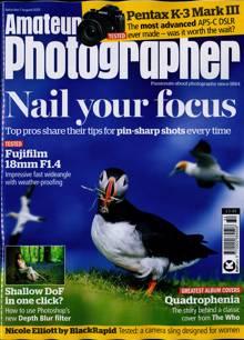 Amateur Photographer Magazine Issue 07/08/2021