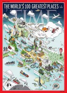 Time Magazine  Magazine Issue 02/08/2021