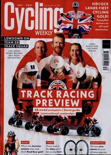 Cycling Weekly Magazine 29/07/2021 Order Online