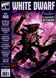 White Dwarf Magazine Issue JUL 21
