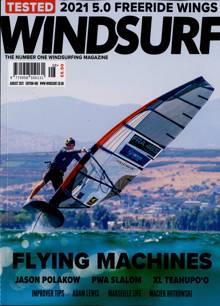 Windsurf Magazine Issue AUG 21