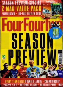 Fourfourtwo Magazine Issue AUG 21