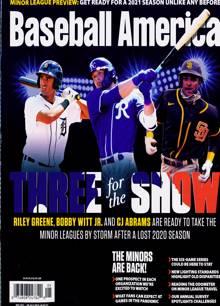 Baseball America Magazine 05 Order Online